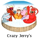Crazy Jerry's Sauces